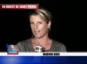 Présentation Marion BOIS